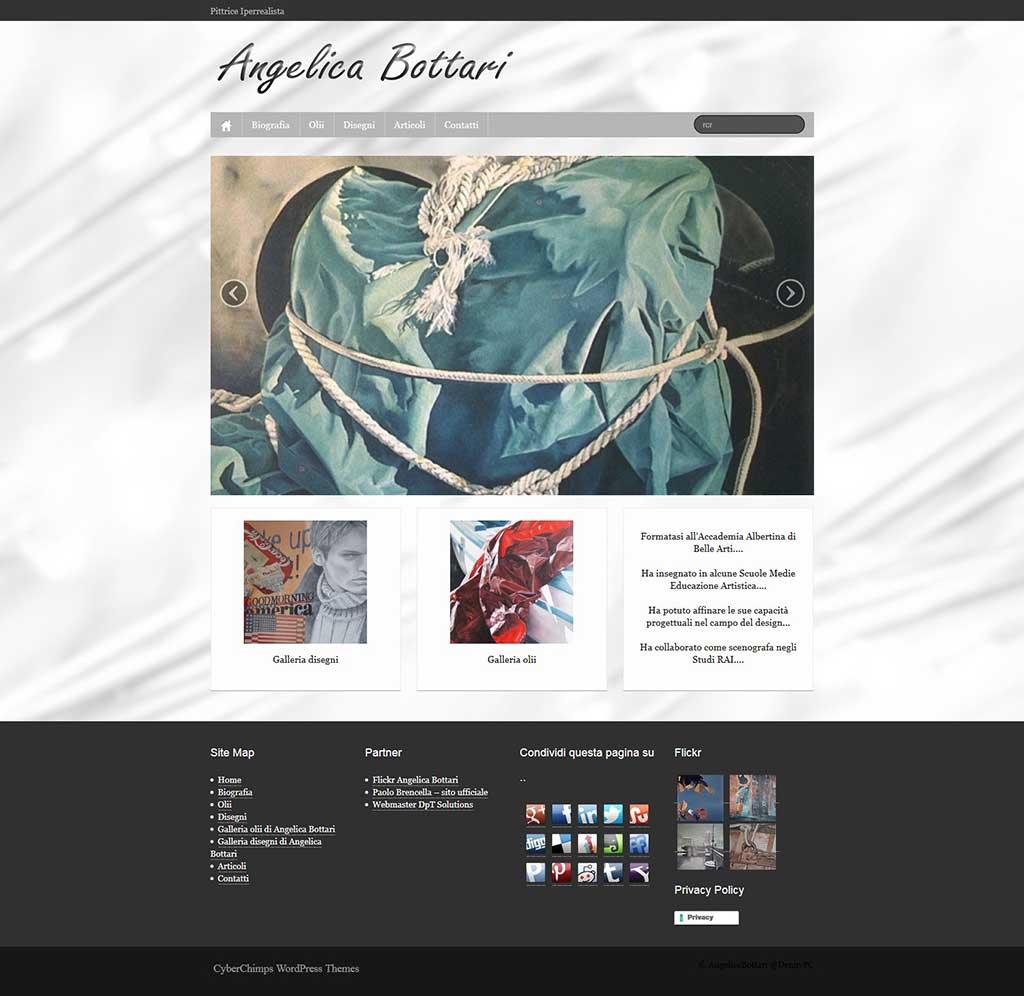 Angelica Bottari sito ufficiale