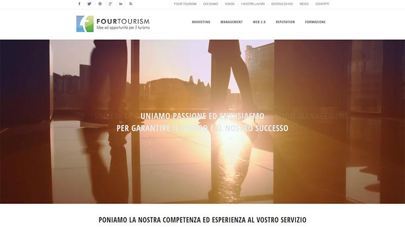 Sito Four Tourism Srl Torino