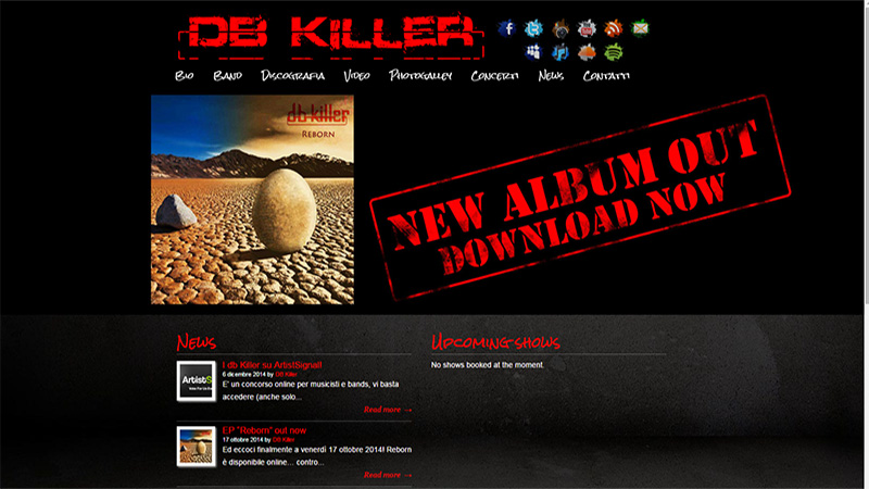 DB Killer official website