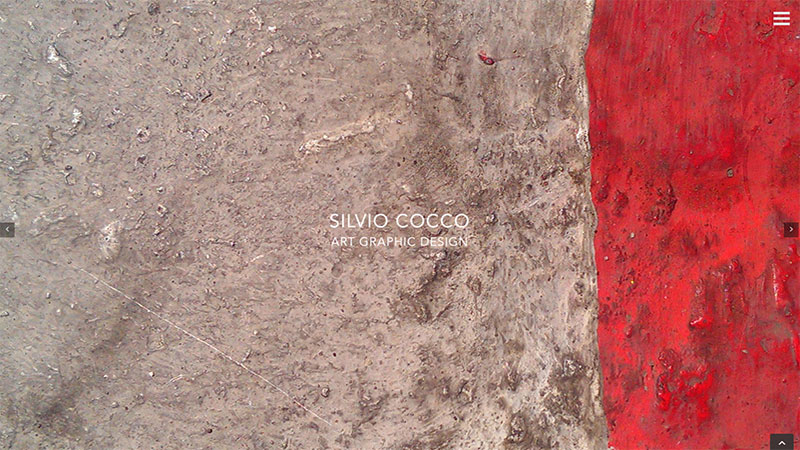 Silvio Cocco official website