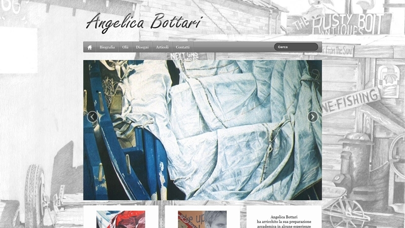 angelica bottari sito web