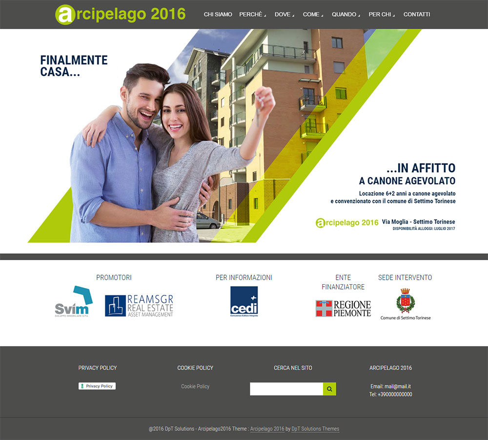 Arcipelago 2016 sito