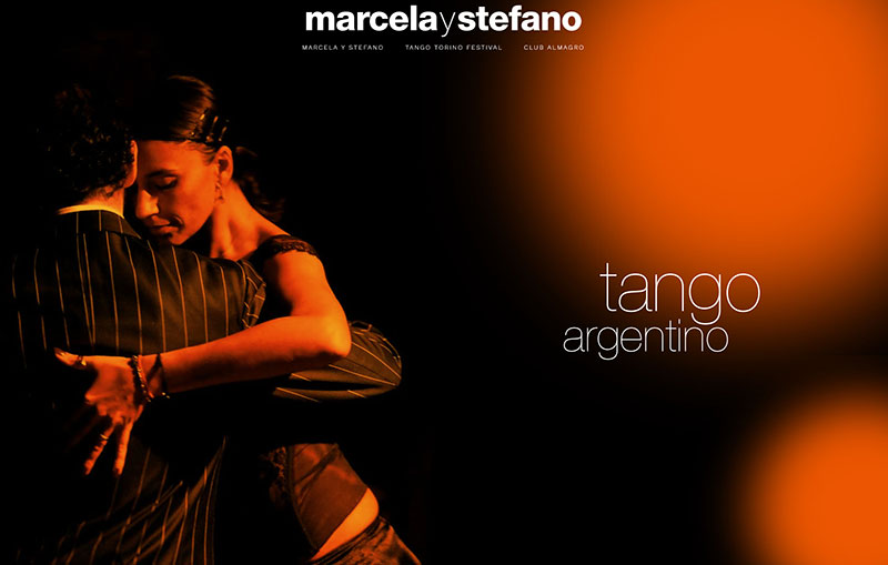 Marcela Y Stefano Official Site
