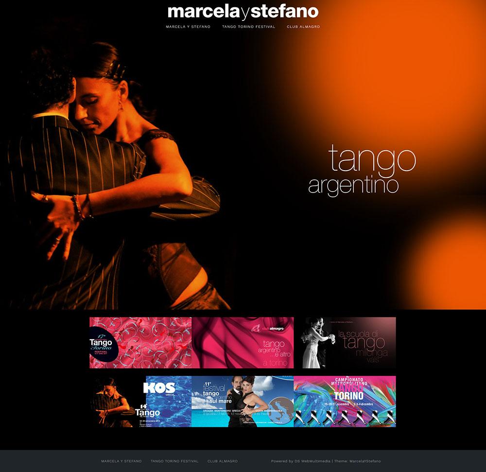 Marcela Y Stefano WebSite