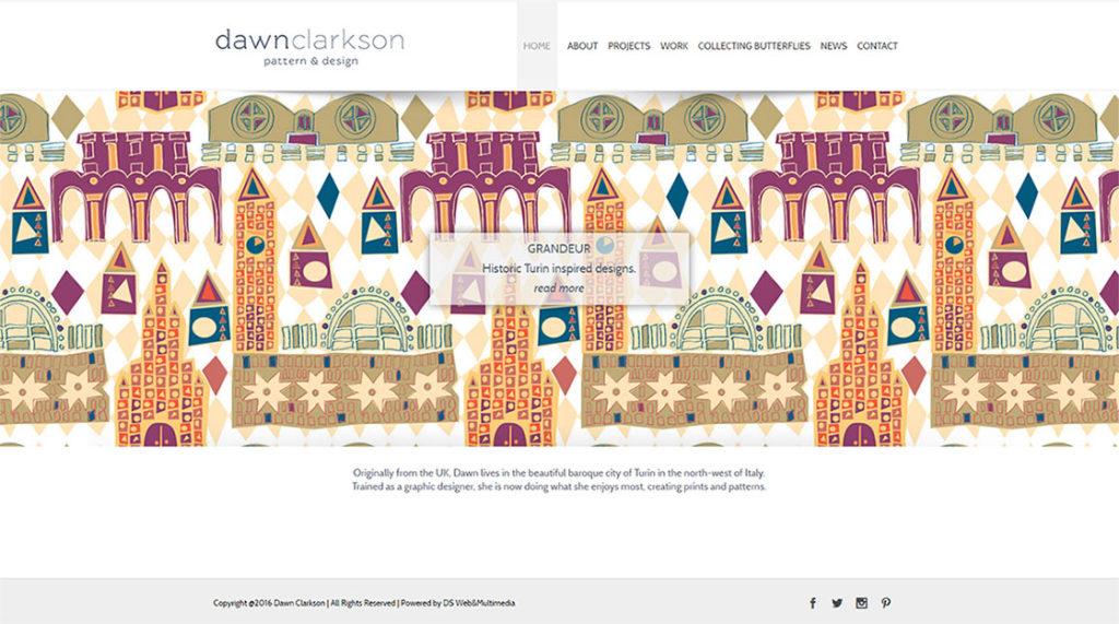 Dawn Clarkson Official Site