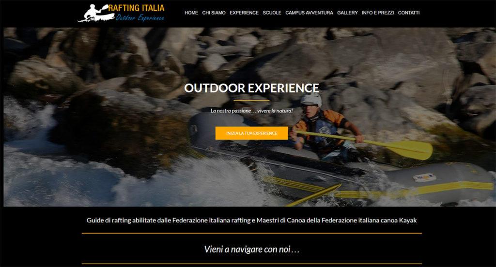 Rafting Italia